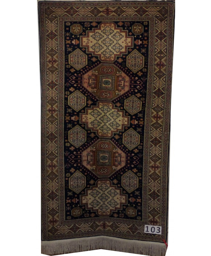 Handmade Turkish Kayseri  Original Wool on Cotton Carpets –  FREE SHIPPING..!