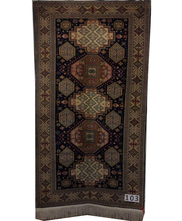 Turkish Kayseri Handmade Wool on Cotton Carpet – FREE SHIPPING..!