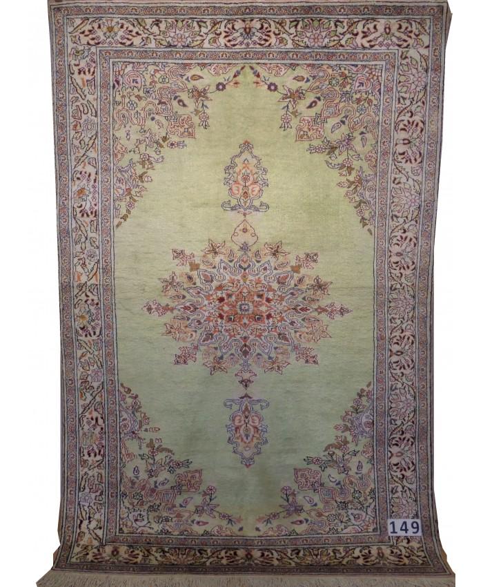 Handmade Turkish Kayseri Floss Silk on Cotton Carpet –  FREE SHIPPING..!
