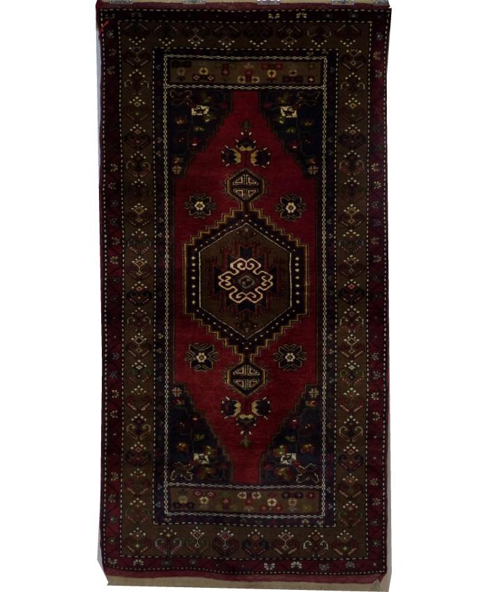 Handmade Turkish Nomadic  Original Wool on Wool Carpets – FREE SHIPPING..!