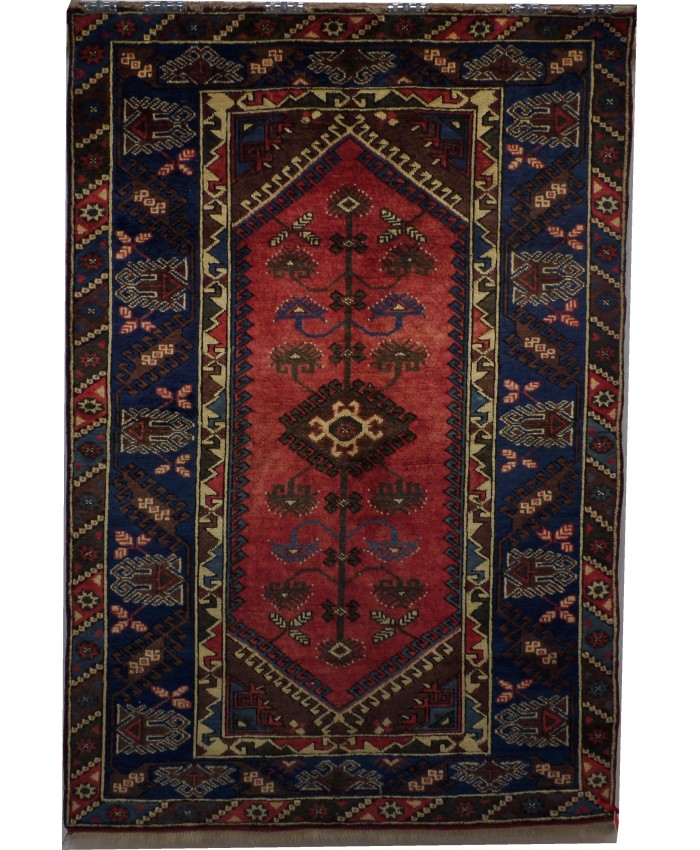 Turkish Döşemealtı Nomadic Handmade Wool on Wool Carpet – FREE SHIPPING..!