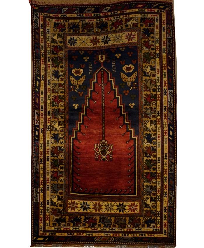 Turkish Taşpınar Nomadic Handmade Wool on Wool Carpet – FREE SHIPPING..!