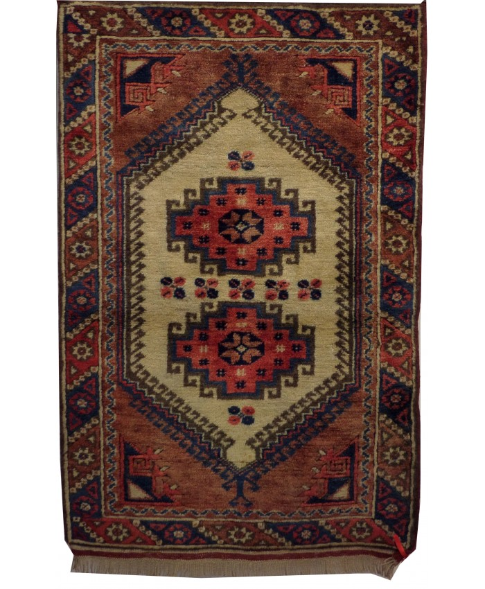 Handmade Turkish Döşemealtı Nomadic Original Wool on Wool Carpets – FREE SHIPPING..!