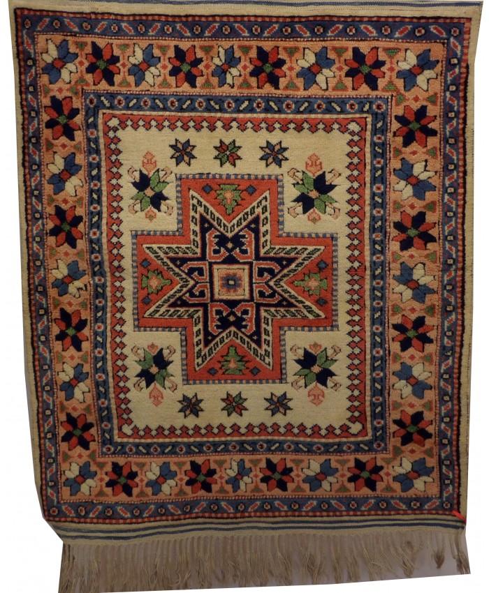 Sirvan Nomadic Handmade Wool on Wool Carpet – FREE SHIPPING..!