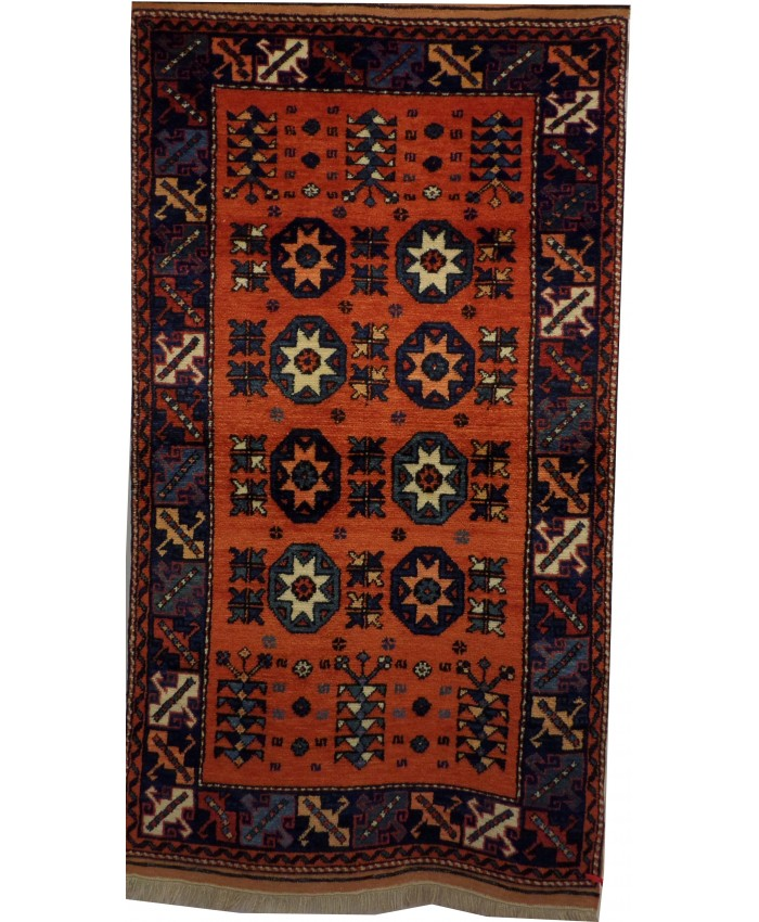 Handmade Turkish Çanakkale Ezine Nomadic Orijinal Wool on Wool Carpets –  FREE SHIPPING..!