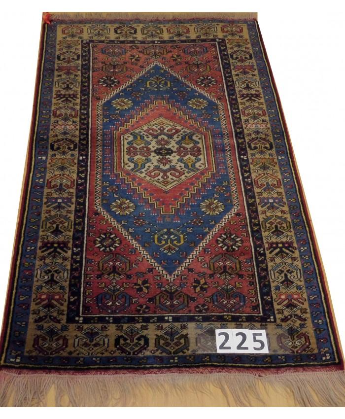 Handmade Turkish Kayseri Yahyalı Nomadic Orijinal Wool on Wool Carpets –  FREE SHIPPING..!