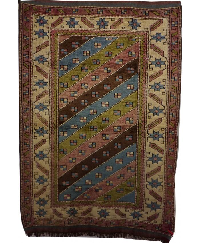 Handmade Turkish Kars Nomadic Orijinal Wool on Wool Carpets – FREE SHIPPING..!
