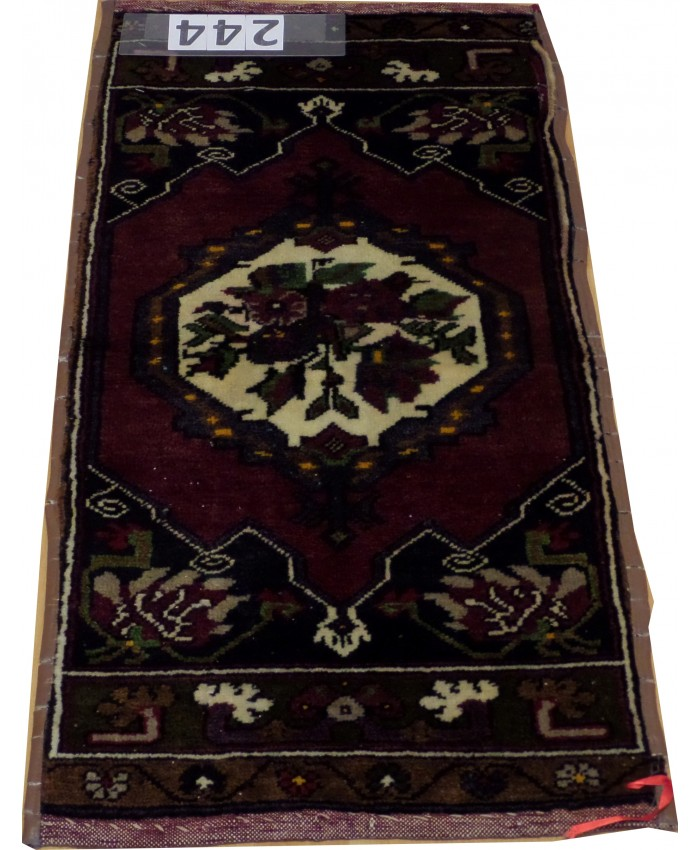 Handmade Turkish Niğde Taşpınar Nomadic Orijinal Wool on Wool Carpets –  FREE SHIPPING..!