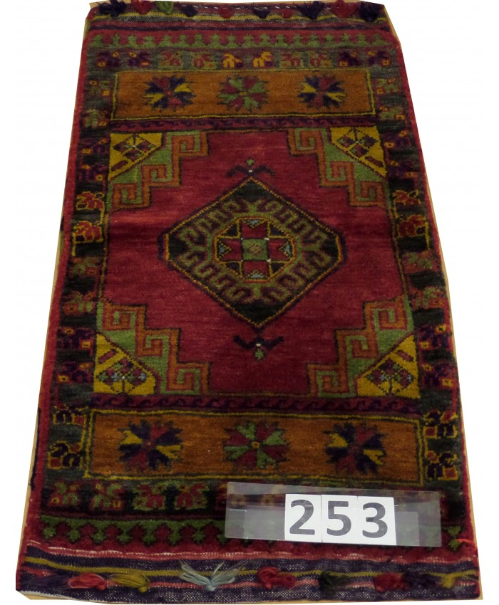 Handmade Turkish Kayseri Yeşilhisar Orijinal Wool on Wool Carpets – FREE SHIPPING..!
