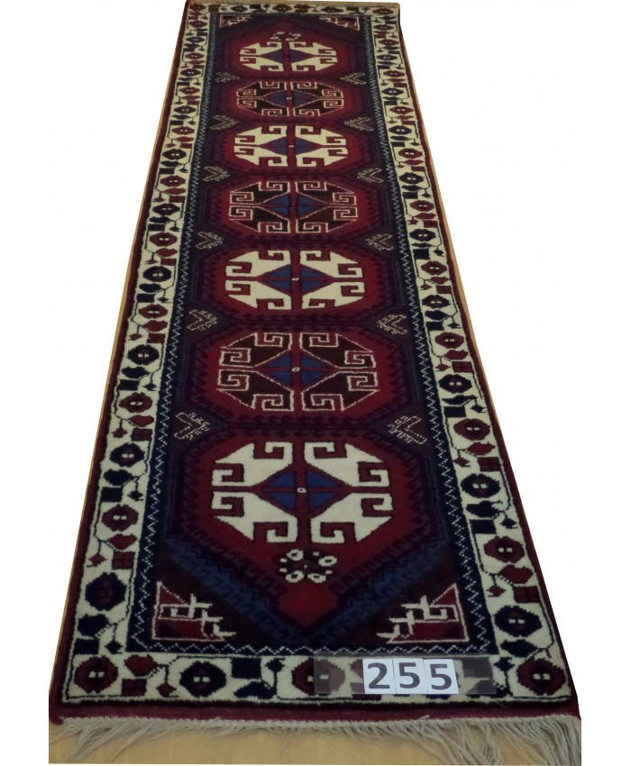 Handmade Turkish Döşemealtı Runner Orijinal Wool on Wool Carpets –  FREE SHIPPING..!