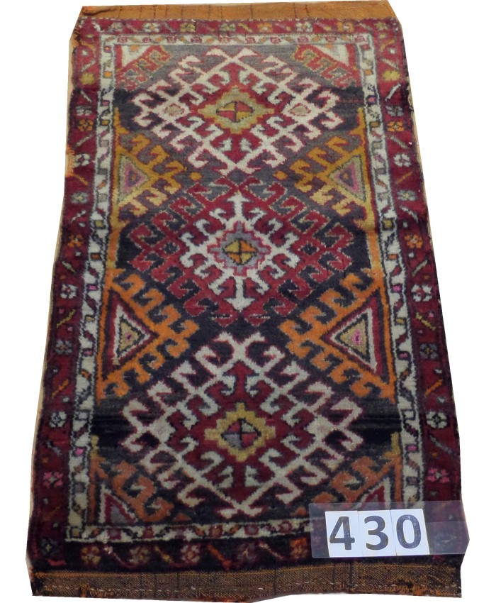 Handmade Turkish Sivas Zara  Wool on Wool Original Carpet – FREE SHIPPING..!