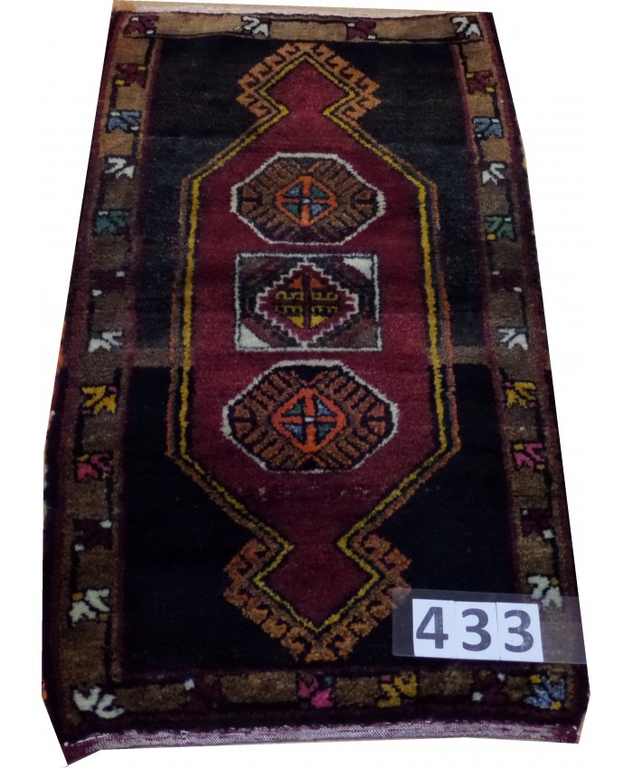 Turkish Sivas Zara Handmade Wool on Wool Carpet – FREE SHIPPING..!