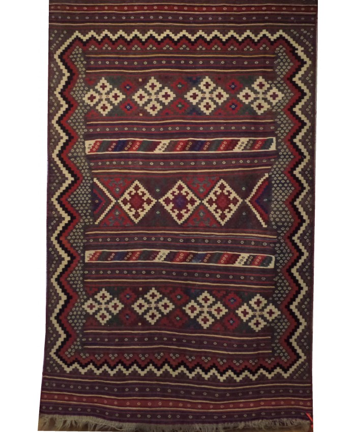 Handmade Bahtiyari Kilim Original Wool On Wool – FREE SHIPPING..!