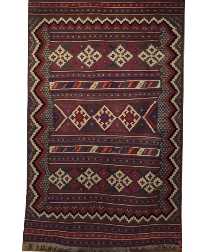 Handmade Bahtiyari Kilim Original Wool On Wool – FREE SHIPPING..!