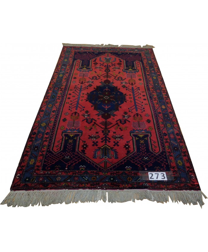 Handmade Anatolian Kazak Original Wool on Wool Carpet – FREE SHIPPING..!