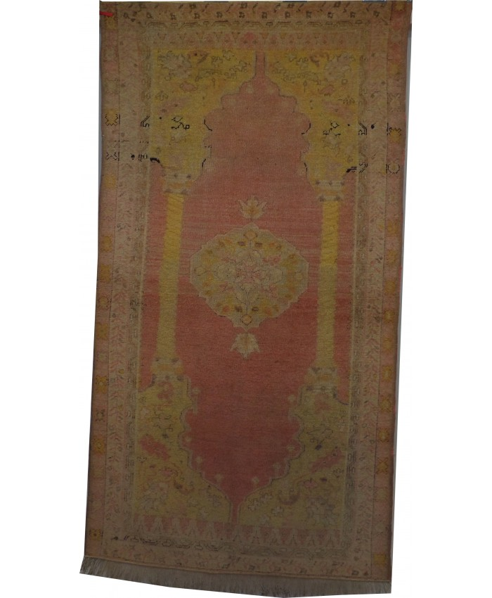 Handmade Anatolian Carpet Original Wool on Cotton  – FREE SHIPPING..!