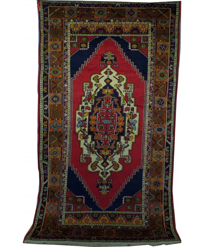 Handmade Turkish Anatolian Original Wool on Wool Carpets – FREE SHIPPING..!
