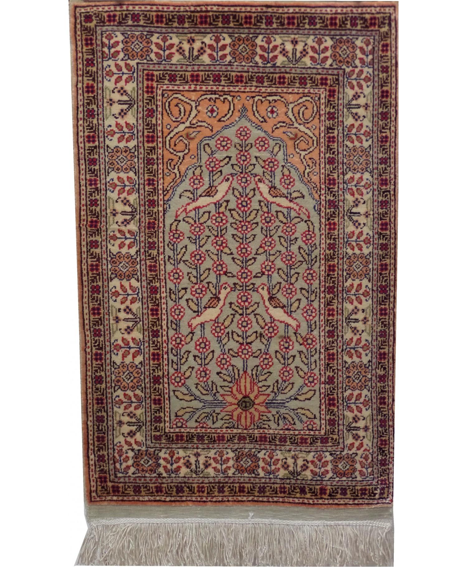 Handmade Turkish Kayseri Original Silk Carpet �C FREE SHIPPING..!1500 x 1821 jpeg 699kB